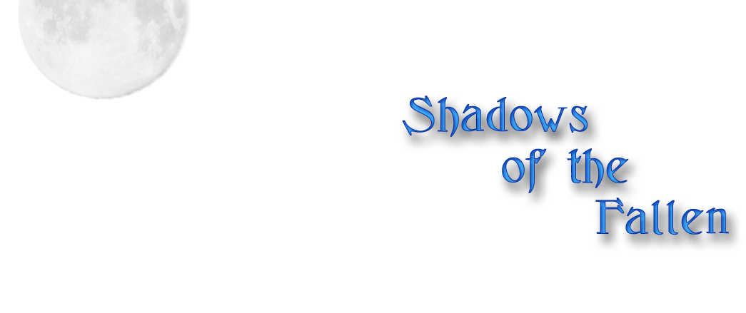 Shadow of the Fallen banner