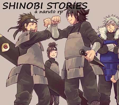 Naruto: Shinobi stories EgJ7bBz