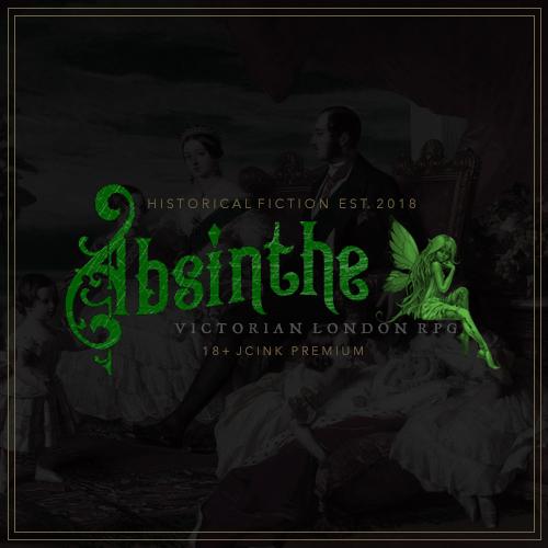 Absinthe - Victorian London Absinthewinter