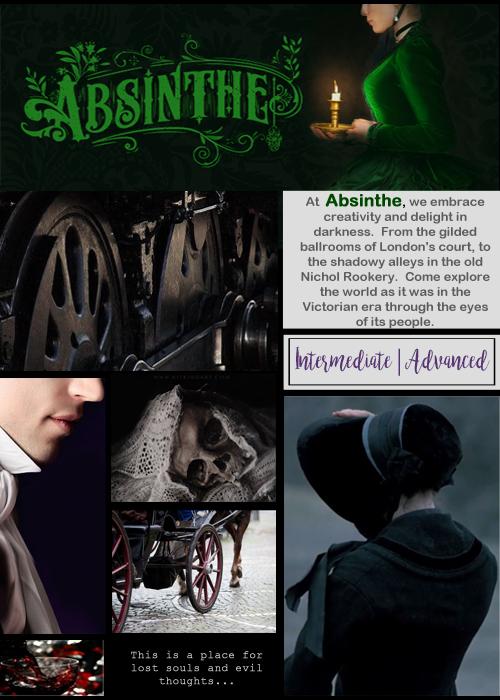 Absinthe - Victorian London Absintheadvert