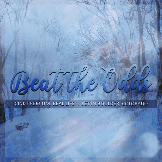 beat the odds Winterad1