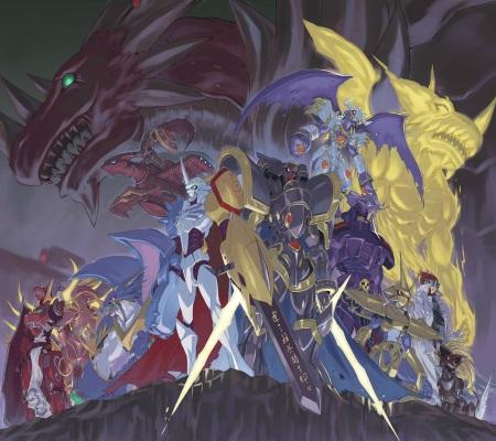 Digimon: Lost Chronicles P8rUgkg