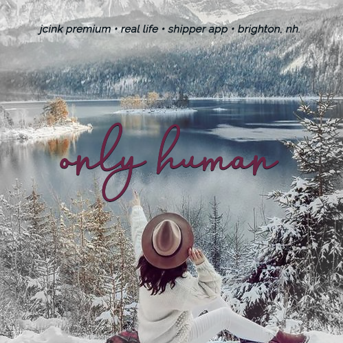 only human [lb] Winteradv