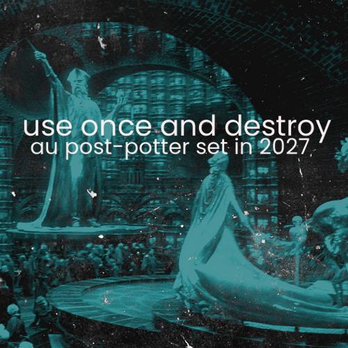 Use Once and Destroy Destroyad2