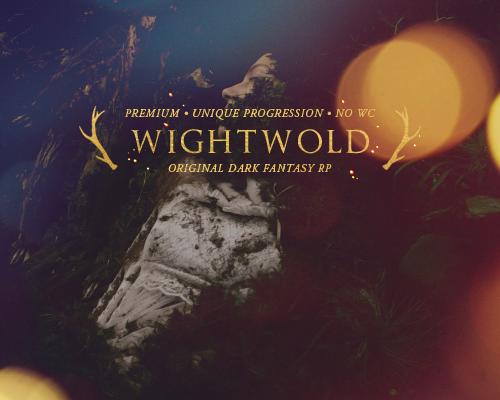 wightwold • original dark fantasy with monsters Wwad