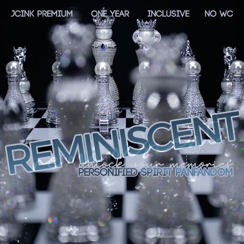 reminiscent: personified spirits panfandom Chessbanner
