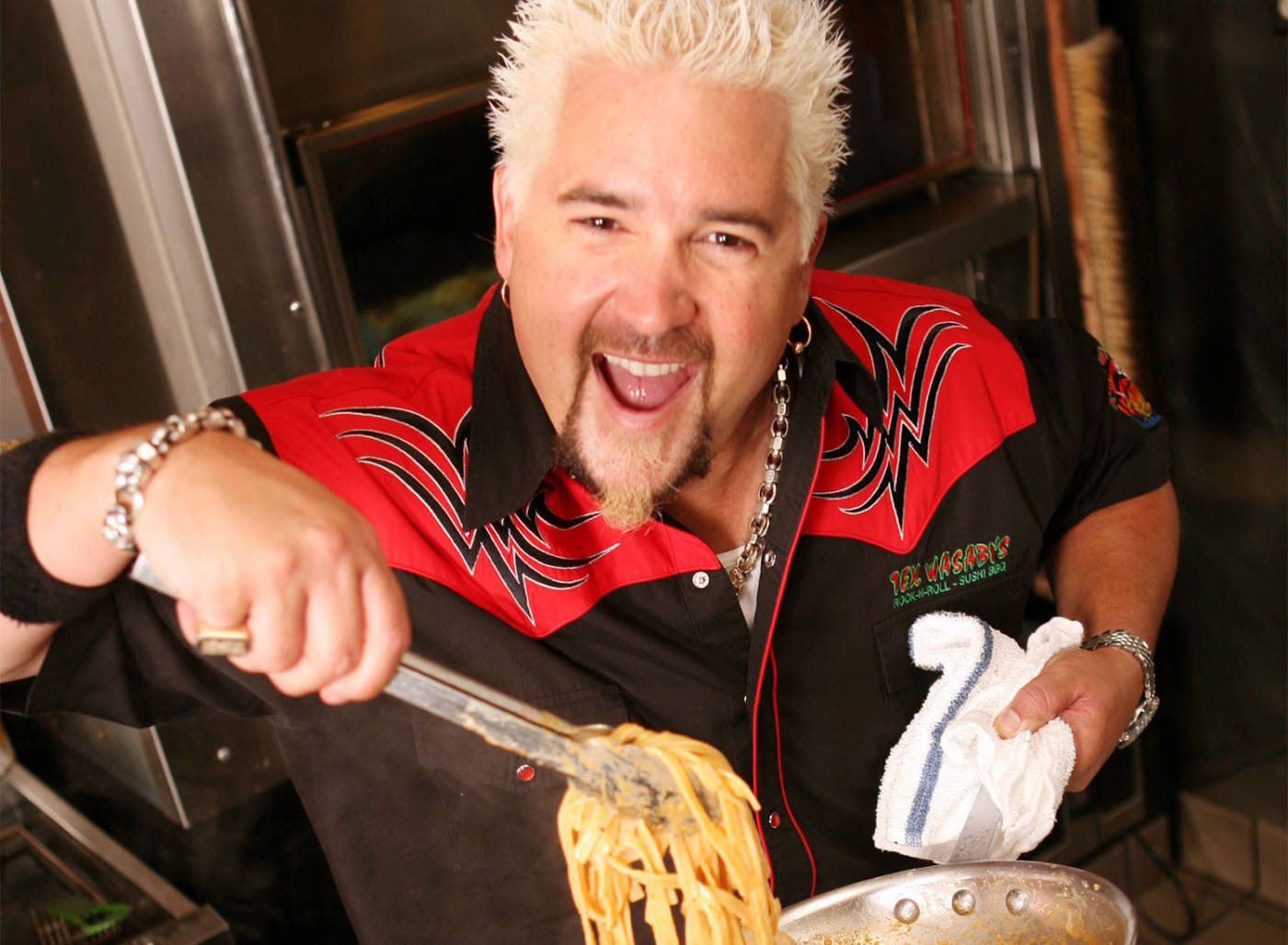 Running Up That Hill Guy_fieri