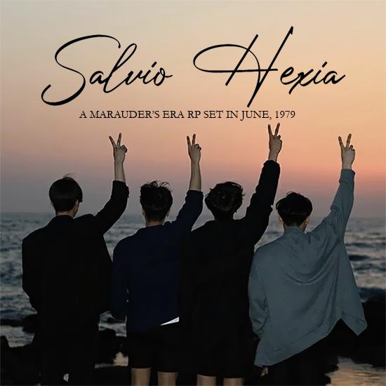 Salvio Hexia - A marauder's era RP - JCIKNK Premium - 18+ Ad